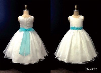 Alfred Angelo 6657 Bridesmaid Dress