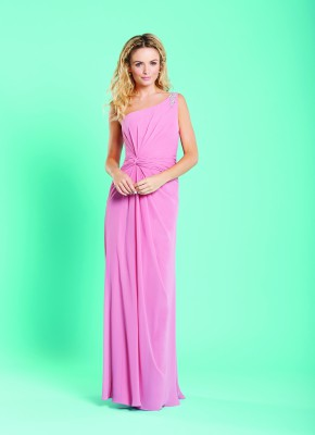Ebony Rose Iris Bridesmaid Dress