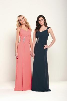 Ebony Rose Kimberly Bridesmaid Dress