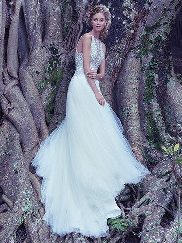 Lisette Wedding Dress | Maggie Sottero