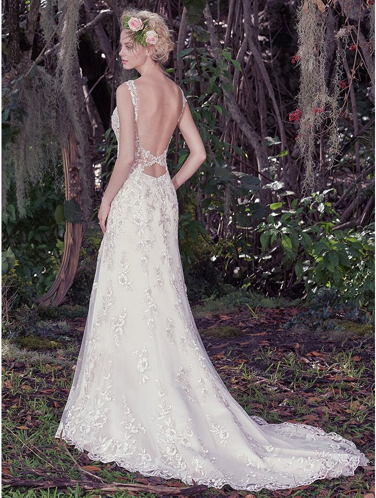 Maggie Sottero Aspen Wedding Dress Bradgate Brides Leicester