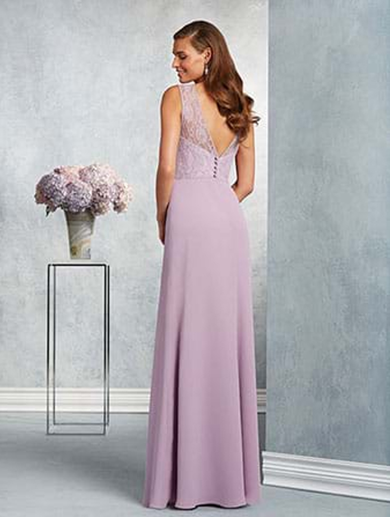 Alfred angelo 7407 bridesmaid dress alfred angelo crystal ombrellifo Image collections
