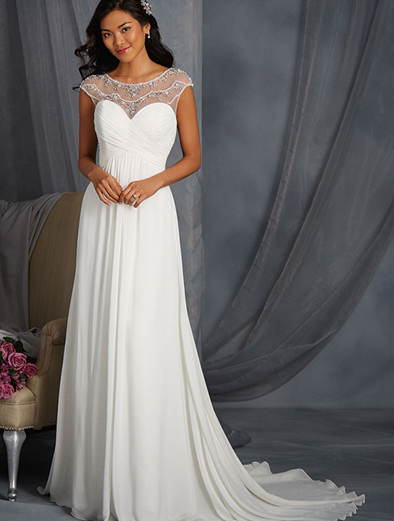 Alfred Angelo Mississipi Wedding Dress 2015