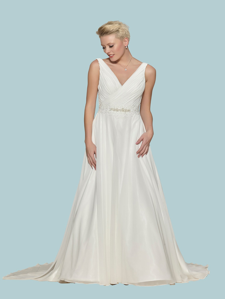 Benjamin Roberts/Eden Aralia wedding dress UK
