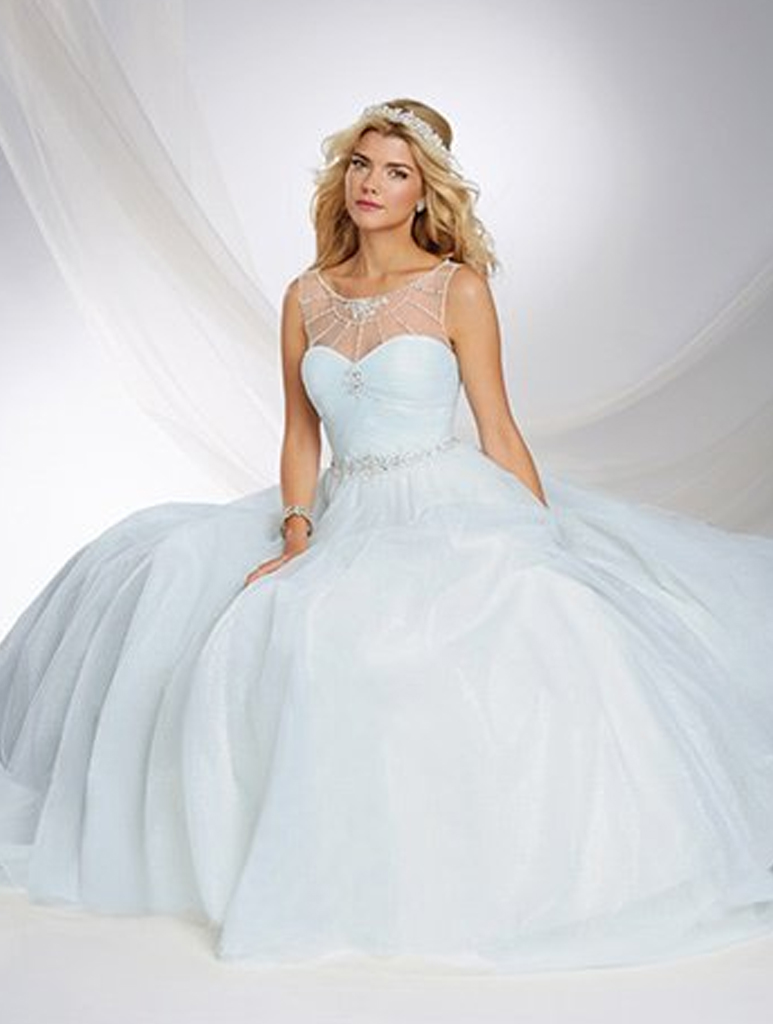 Dress Style 244 Disney Bridal Maggie Sottero Mercedes