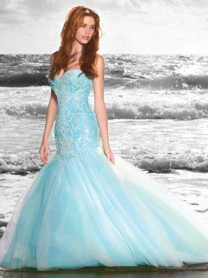 Disney Bridal Ariel 249 – Bradgate Brides | Leicester ...