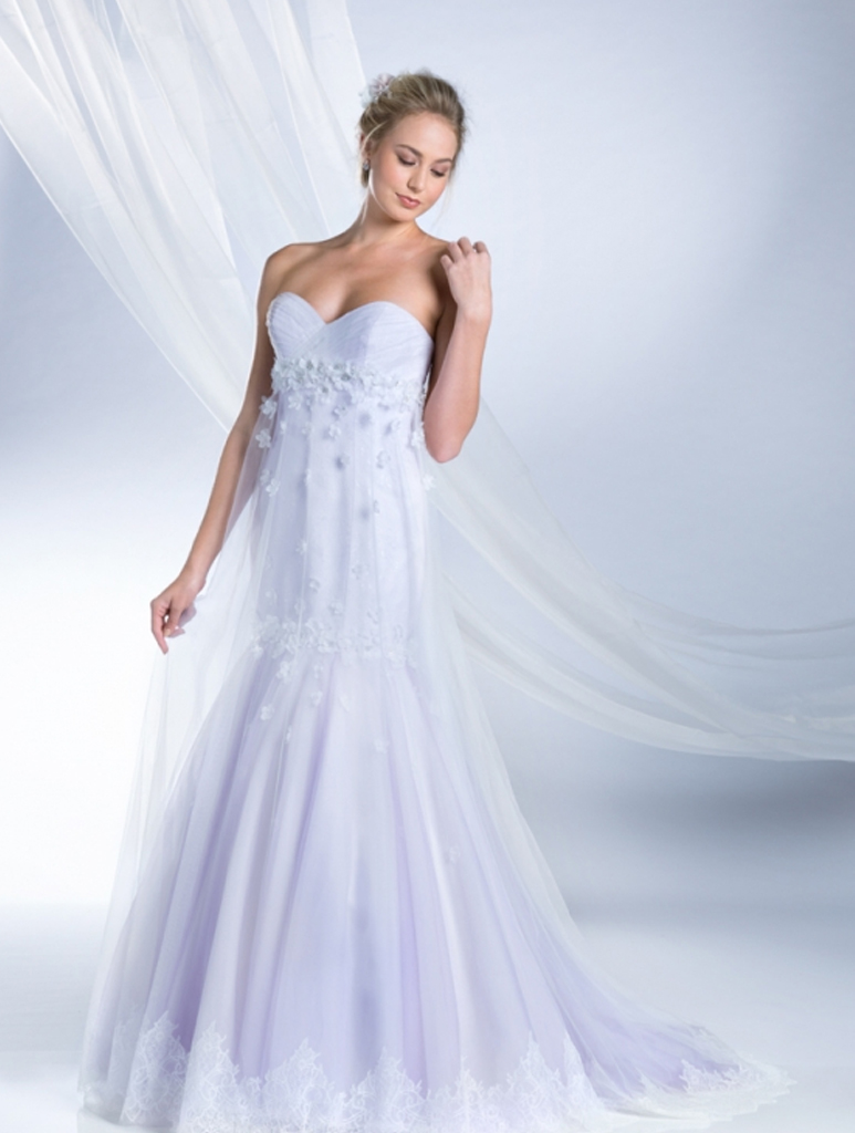 Disney Bridal Rapunzel 247 Wedding Dress
