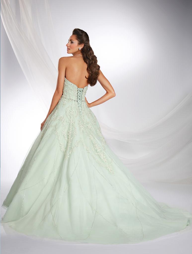 Disney Bridal Tiana 246 wedding dress | Bradgate Brides ...