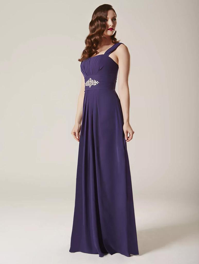Ebony Rose Destin Bridesmaid Dress | Bradgate Brides | Leicester ...