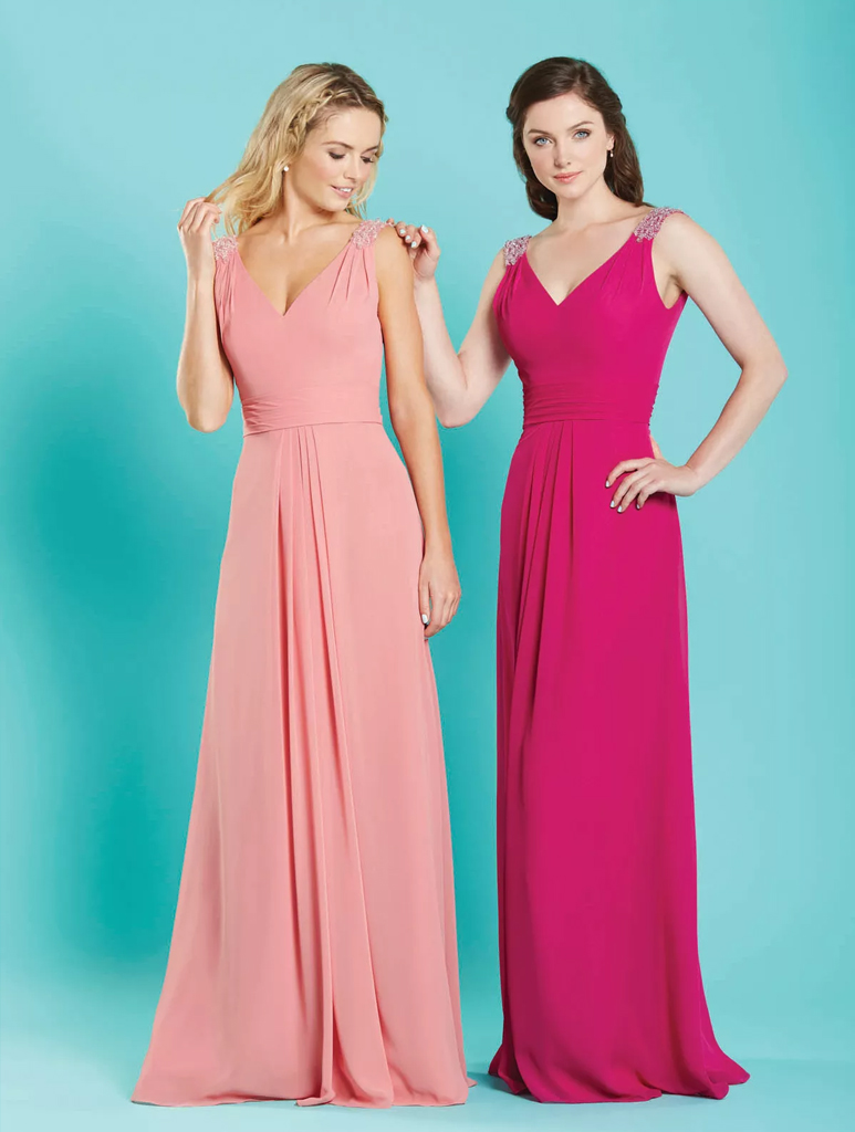 Ebony Rose Hermione Bridesmaid Dress | Bradgate Brides | Leicester ...