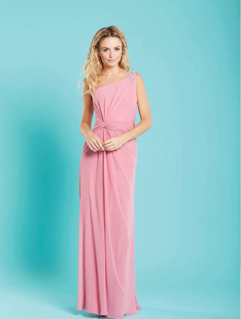 Ebony Rose Iris Bridesmaid Dress | Bradgate Brides | Leicester ...