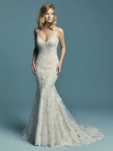 Maggie Sottero Jolynn wedding dress @ Bradgate Brides Leicester