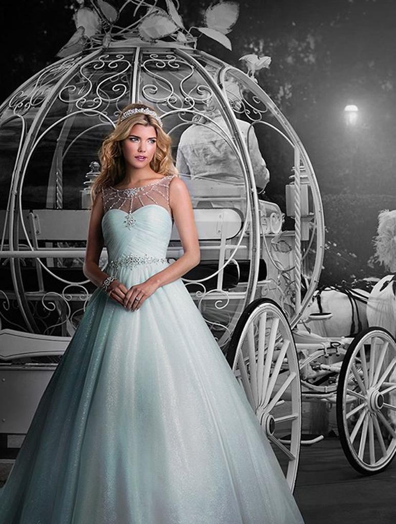 9c80b4f78967 Cinderella's Disney Wedding Dress style 244 Disney Bridal