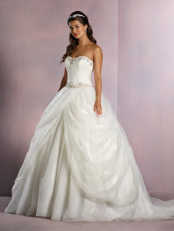Alfred Angelo Disney Belle/254